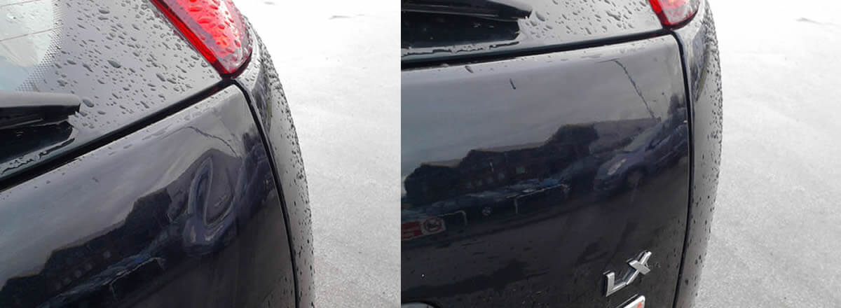 dent repair manchester alloys refurbished